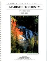 Title Page, Marinette County 2000
